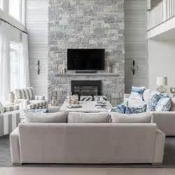blue grey walls living room gray living rooms on
