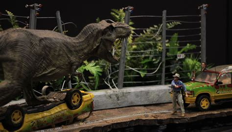 jurassic park car trex everything you need to know about the official jurassic