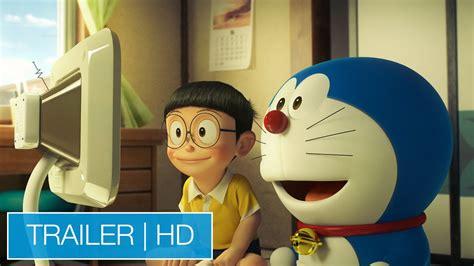 film doraemon tayang di xxi doraemon 3d trailer ufficiale italiano hd youtube