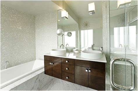 mirror height bathroom 8 creative design ideas for bathroom feature wall designwud