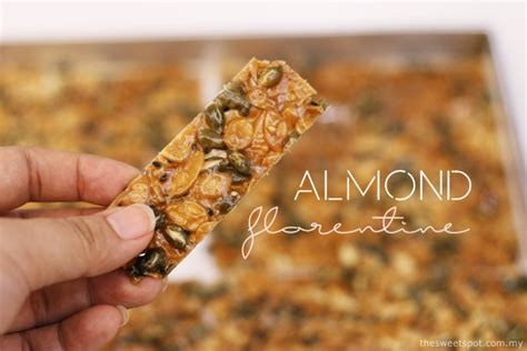 new year cookies recipes 2015 new year cookie almond florentine the sweet spot