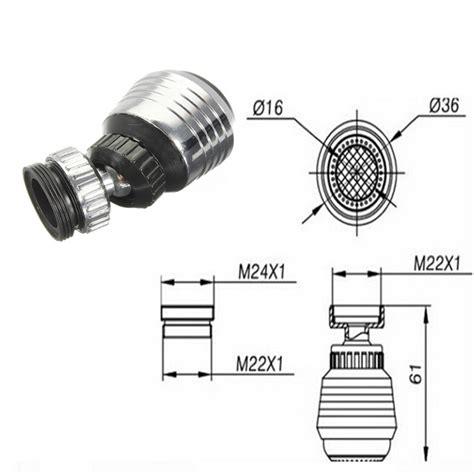 360 rotatetap bubbler filter aerator net equipamento de