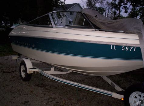 used starcraft boats on ebay starcraft 1710 1995 for sale for 3 600 boats from usa