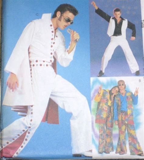 elvis jumpsuit pattern sewing 276 best images about costumes on pinterest agatha