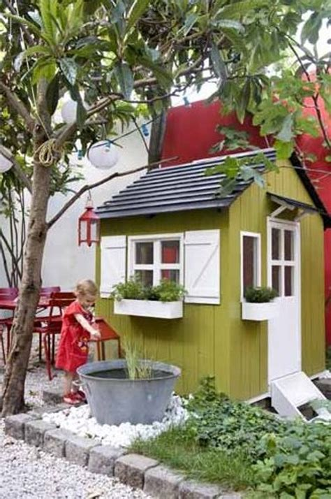 backyard playhouse ideas 8 new ideas for kids outdoor playhouses kidsomania