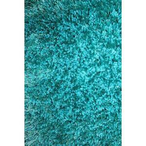 Turquoise Area Rug 8x10 Turquoise 8 X 10 Viscose Area Rug Rcwilley Image1 800 Jpg