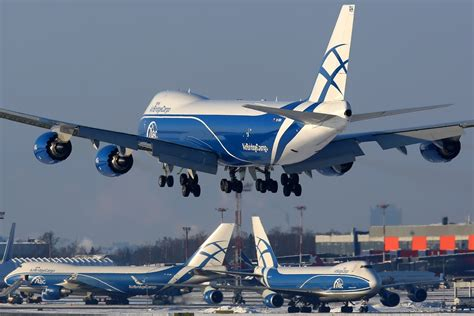 airbridgecargo sees volumes exceed  tonnes