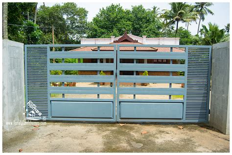 home gate design kerala modern main gate design for homereal estate kerala free