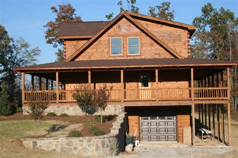 barn style house plans with wrap around porch log home plans with wrap around porches
