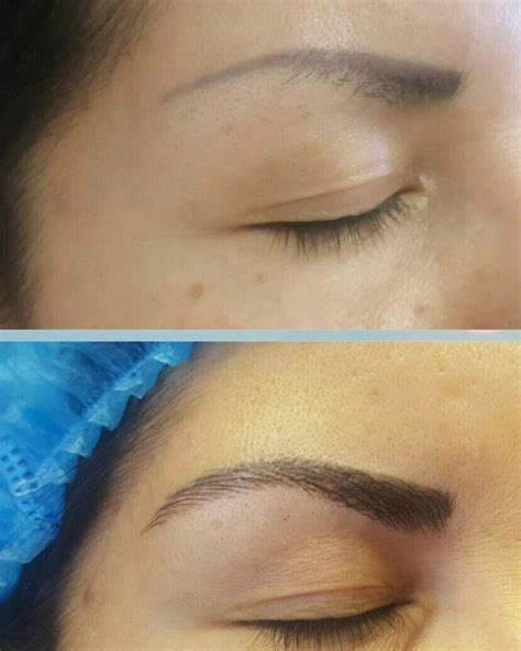 3d brows microblading chicago eyebrow restoration