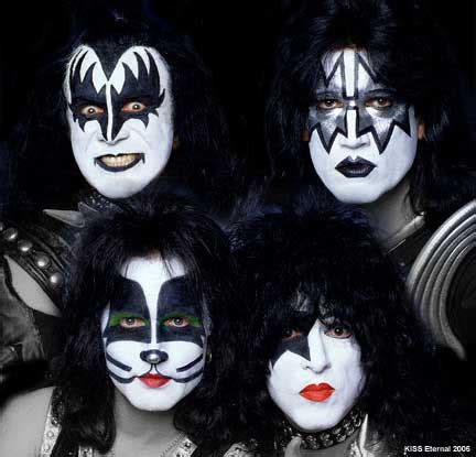 gene simmons kiss makeup | katy perry buzz