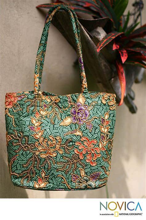 Princess Batik princess batik bead cotton tote bag