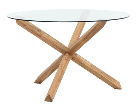 jysk tavoli dining table agerby d119 glass oak jysk
