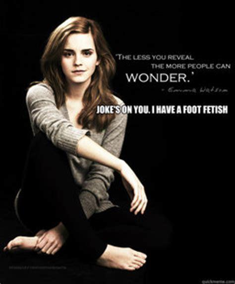 Emma Watson Meme - emma watsons feet meme quickmeme memes