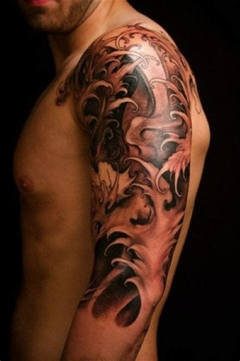mens half sleeve tattoo top 50 best ideas and designs for next luxury