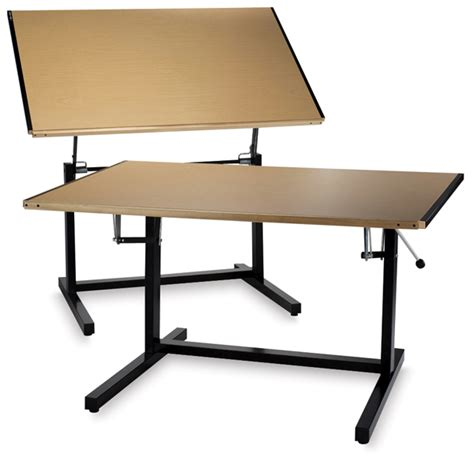 Mayline Dual Adjustment Drafting Table Blick Art Materials Blick Drafting Table