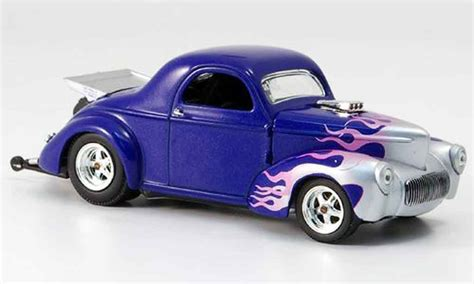 Willys Coupe 1941 Diecast willys coupe 1941 drag racer gary wright eagle diecast