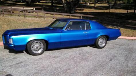 how to sell used cars 1969 pontiac grand prix windshield wipe control buy used 1969 pontiac grand prix model j 400ci 365hp in watsonville california united states