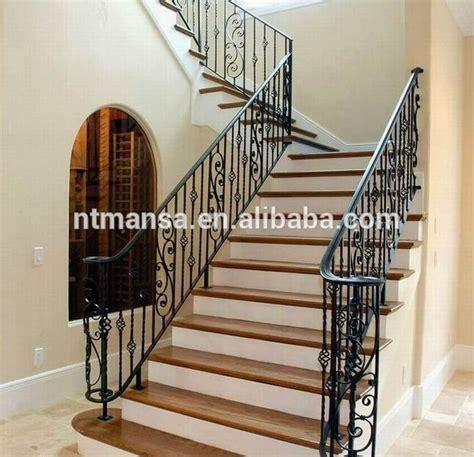 Decorative Handrails Decorative Wrought Iron Stair Railing Interior Stair