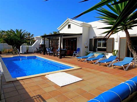 lanzarote villas for sale detached villa with pool for sale in playa blanca