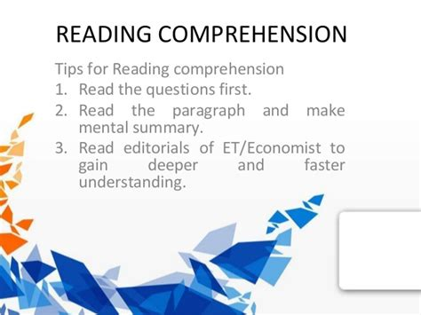 Questions To Ask On Mba Cus Visit by Greking Reading Comprehension