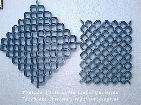 cuadros con tubo de papel higinico cuadro decorativo con tubos de papel higi 233 nico diy youtube