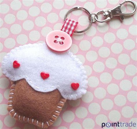Gantungan Kunci Anjing Key Chain Chowchow llavero fieltro cupcake jpg 618 215 581 manualidades search and cupcake