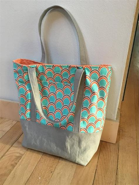 pattern for making a tote bag free tote bag pattern to sew at home real life met and
