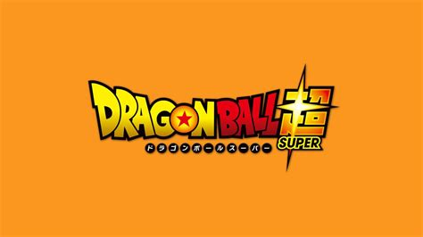 dragon ball logo wallpaper dragon ball super logo by sonicx2011 on deviantart