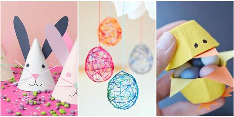 kid easter crafts 21 easter crafts for easter projects for