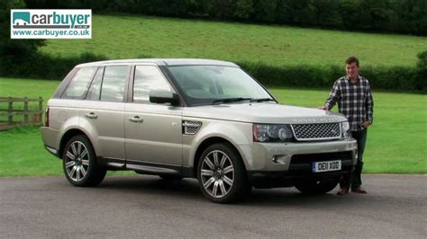 land rover vogue 2005 range rover sport suv 2005 2013 review carbuyer youtube