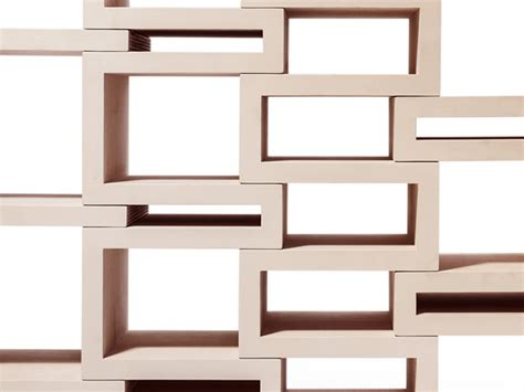 rek expanding bookcase by reiner de jong