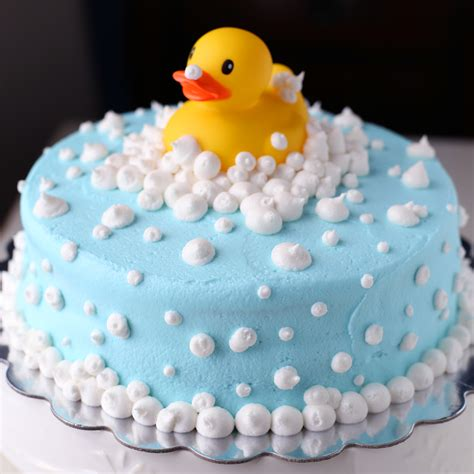 Baby Shower Duck Cakes by Rubber Ducky Baby Shower Cake Baking