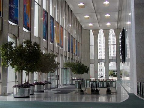 World Trade Center Interior world trade center interior