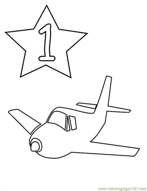 counting coloring page 01 coloring page free numbers
