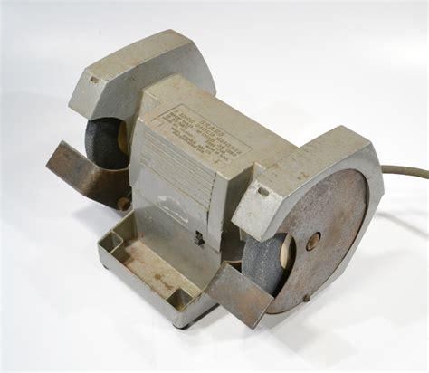 vintage craftsman bench grinder vintage craftsman 5 quot bench grinder model 315 1964 61930