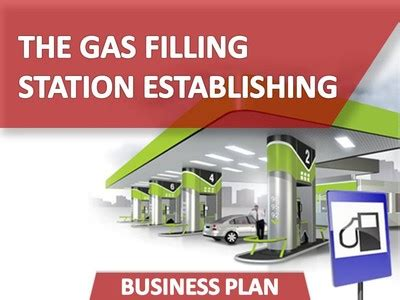 petrol station business plan template choice image