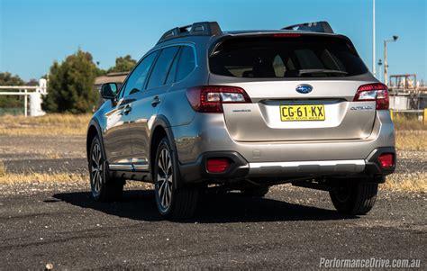 subaru 3 6 r review 2016 subaru outback 3 6r review performancedrive