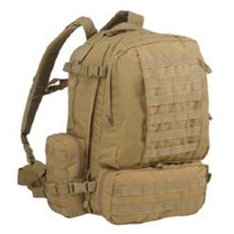 3 day tactical pack condor 3 day assault pack tactical molle backpack coyote
