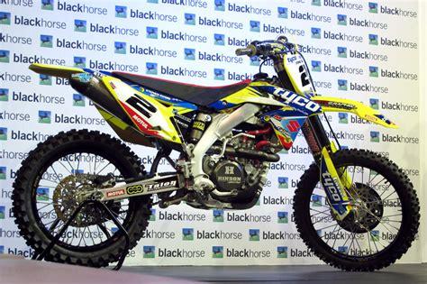 Tas Motor Cross tyco suzuki mx look forward to season shakedown
