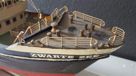 sleepboot zwarte zee 4 sleepboot quot de zwarte zee quot smit tak 80 cm lang x 35 cm
