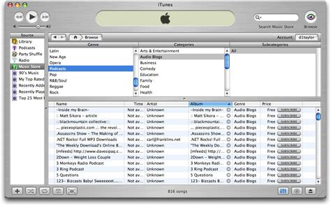 apple itunes how do i subscribe to podcasts with itunes ask dave taylor