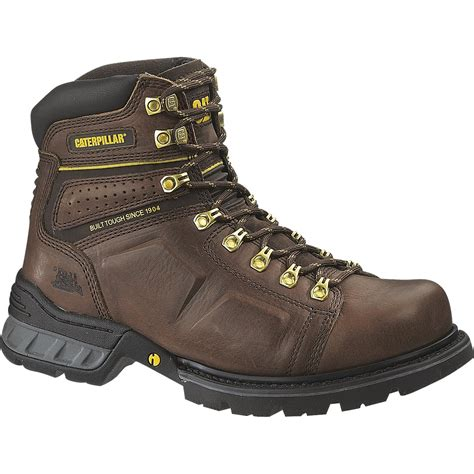 Sepatu Boot Caterpillar Original jual sepatu safety caterpillar endure superduty st oak