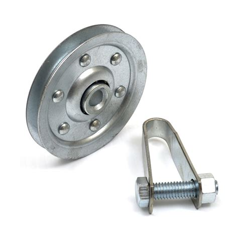 Garage Door Cable Came Pulley by Buy Garage Door 3 Inch Sheaves Stud Clevis Pulleys