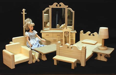 room barbie house furniture woodworking plans