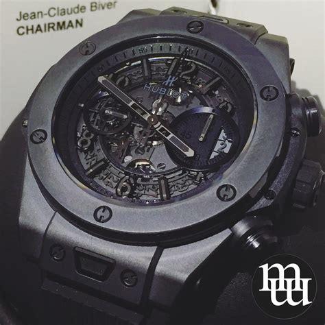 Jam Tangan Hublot jual jam tangan hublot unico 45mm ceramica rubber limited