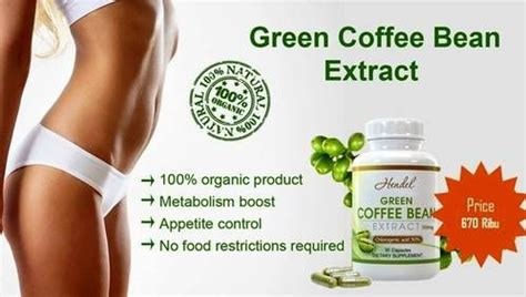 Hendel Exitox Greenco Green Coffee hendel exitox green coffee bean extract 500 mg green co