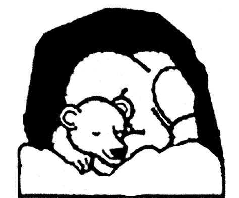 bear cave clipart clipart best