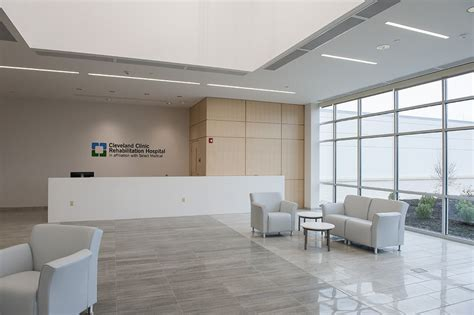 Www Cleveland Clinic Detox Center by New Cleveland Clinic Rehab Hospital Opens In Avon To