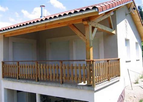 barriere en bois 1161 houten balustrades